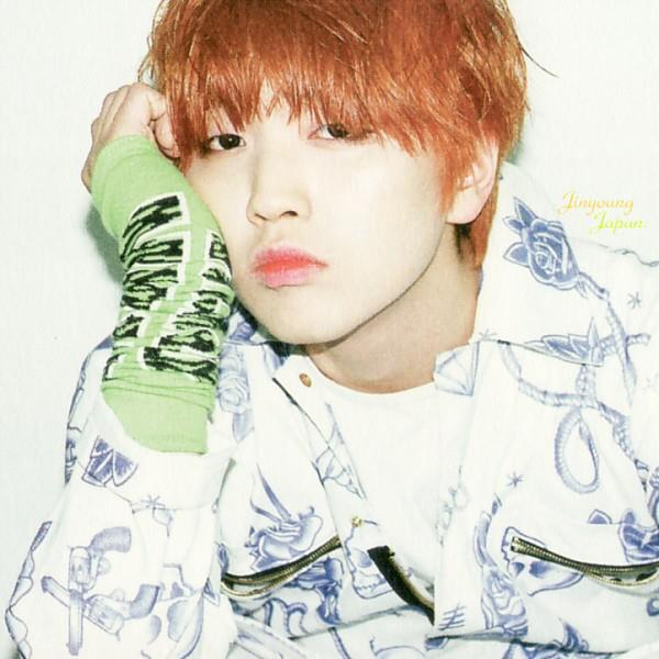 b1a4 sandeul � what�s going on photobook 12 b1a4 jinyoung