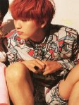 B1A4 Sandeul – What's Going On Photobook (21)