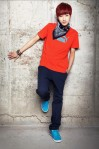 [Endorsement] PUMA - B1A4 Jinyoung (2)