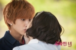 JinYoung & Yang JinSung Kissing Scene - She is Wow Eps 6 (8)