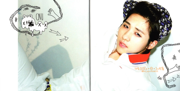 [LQ Photobook] B1A4 CNU - What's Going On (1)
