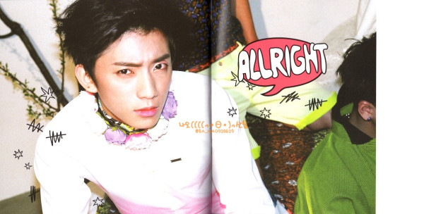 [LQ Photobook] B1A4 Gongchan - What's Going On (1)