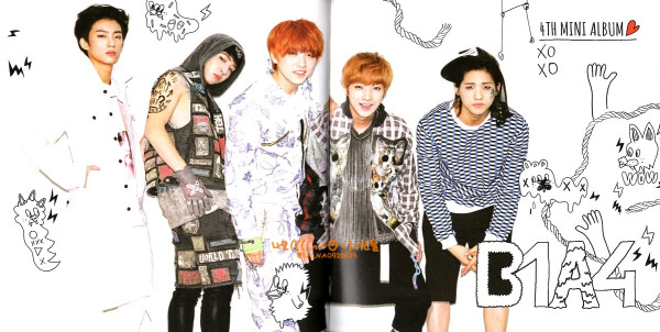 [LQ Photobook] B1A4 What's Going On (14)