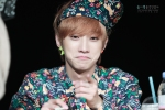 130518 B1A4 Jinyoung – 1st fansign in Mapo Art Center (102)