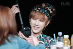 130518 B1A4 Jinyoung – 1st fansign in Mapo Art Center (108)