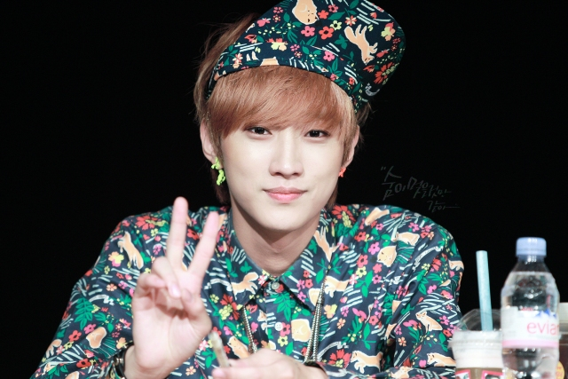 130518 B1A4 Jinyoung – 1st fansign in Mapo Art Center (91)