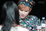 130518 B1A4 Jinyoung – 1st fansign in Mapo Art Center (97)