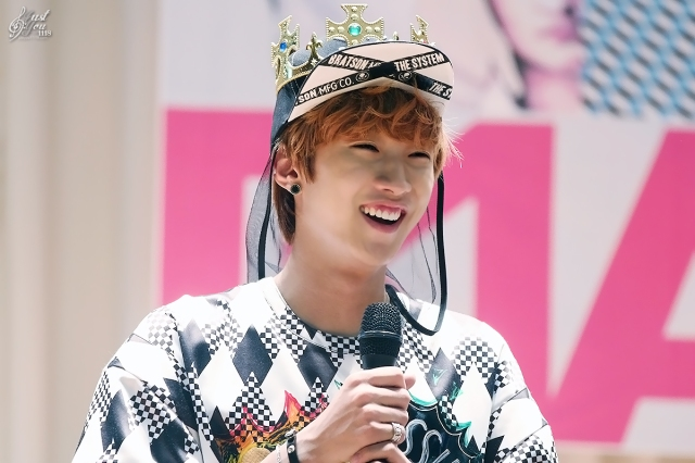 130525 B1A4 fansign event in Yongsan ~ Jinyoung (6)