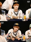 130601 -  Fansign event in Bundang Hottracks Jinyoung (10)