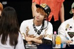 130601 -  Fansign event in Bundang Hottracks Jinyoung (4)