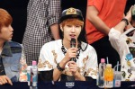 130601 -  Fansign event in Bundang Hottracks Jinyoung (7)