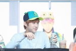 130604 Hats On Fansign - B1A4 Jinyoung (17)