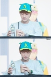 130604 Hats On Fansign - B1A4 Jinyoung (20)
