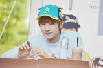130604 Hats On Fansign - B1A4 Jinyoung (27)