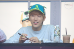 130604 Hats On Fansign - B1A4 Jinyoung (31)