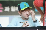 130604 Hats On Fansign – B1A4 Jinyoung (52)
