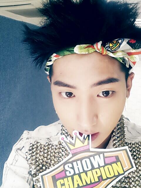 130605 SHOWCHAMPION - B1A4 Baro