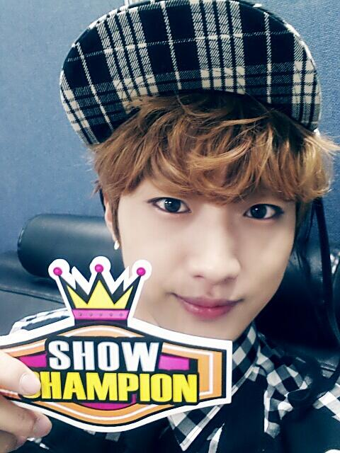 130605 SHOWCHAMPION - B1A4 Jinyoung