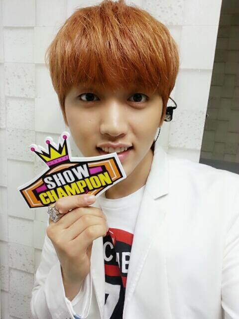 130605 SHOWCHAMPION – B1A4 Sandeul