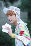 130607 B1A4 Jinyoung - Music Bank (8)