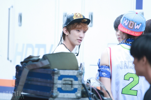 130613 B1A4 Jinyoung – KBS1 Special Blood Donation Festival (13)