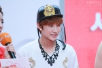 130613 B1A4 Jinyoung – KBS1 Special Blood Donation Festival (28)