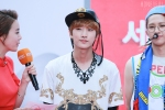 130613 B1A4 Jinyoung – KBS1 Special Blood Donation Festival (29)