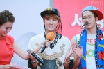 130613 B1A4 Jinyoung – KBS1 Special Blood Donation Festival (30)