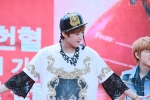 130613 B1A4 Jinyoung – KBS1 Special Blood Donation Festival (40)
