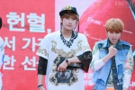 130613 B1A4 Jinyoung – KBS1 Special Blood Donation Festival (41)