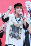 130613 B1A4 Jinyoung – KBS1 Special Blood Donation Festival (63)