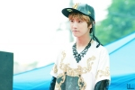 130613 B1A4 Jinyoung – KBS1 Special Blood Donation Festival (74)