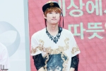 130613 B1A4 Jinyoung – KBS1 Special Blood Donation Festival (86)