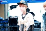 130613 B1A4 Jinyoung - KBS1 Special Blood Donation Festival (5)