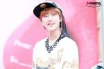 130613 B1A4 Jinyoung - KBS1 Special Blood Donation Festival (7)