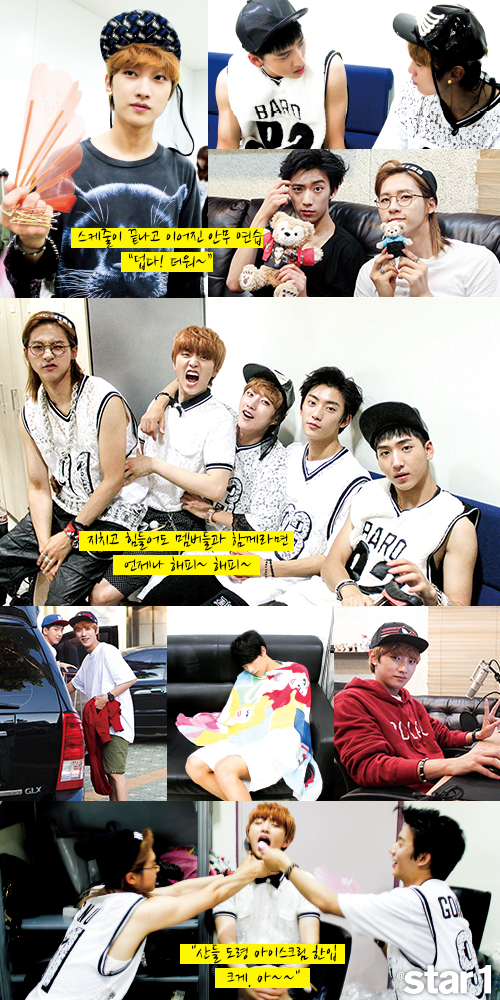 130627 - B1A4 for @ STAR1 Magazine (2)