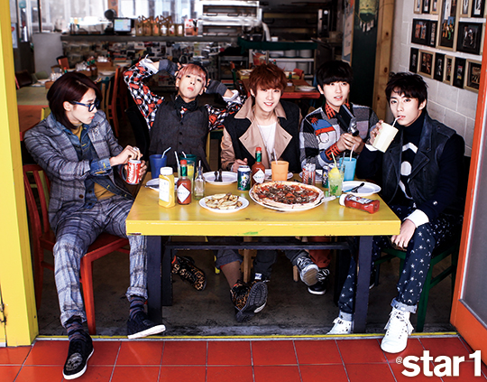 130627 - B1A4 for @ STAR1 Magazine (5)