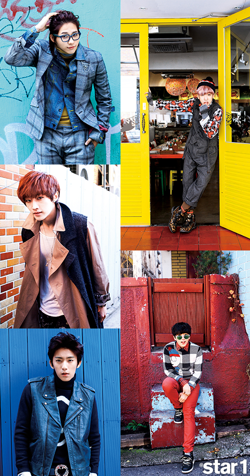130627 - B1A4 for @ STAR1 Magazine (9)