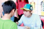 [Blog] 130604 Hats On fansign - B1A4 Jinyoung (13)