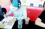 [Blog] 130604 Hats On fansign - B1A4 Jinyoung (9)