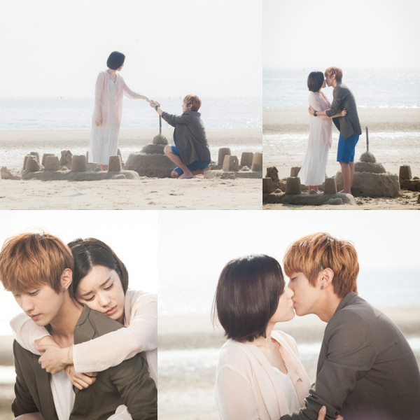 She is Wow ep 10 - Jinyoung Jinsung Kissing Scene