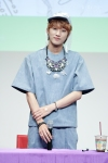 130526 B1A4 in Incheon Fansign ~ Jinyoung (13)