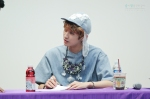 130526 B1A4 in Incheon Fansign ~ Jinyoung (3)