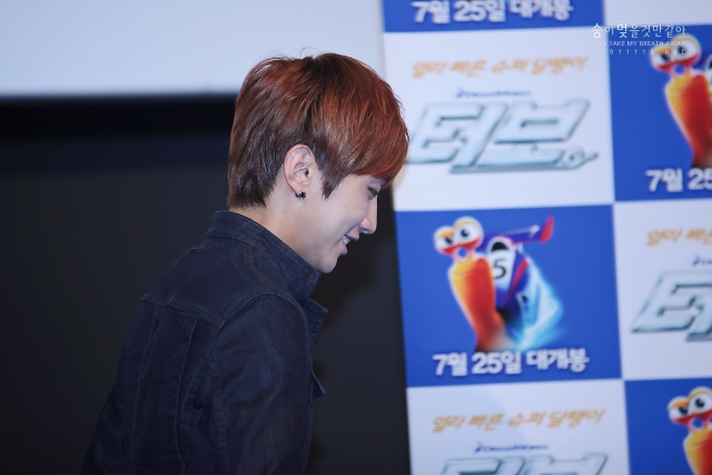 130717 B1A4 Jinyoung – Turbo Movie Premiere (19)