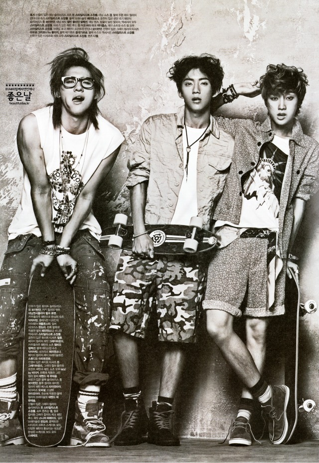 B1A4 for 'THE STAR' Magazine (7)