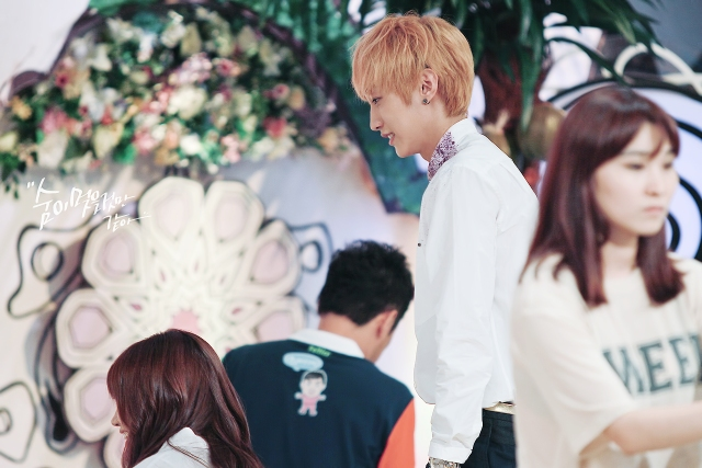 130804  KBS Hello Counselor - B1A4 Jinyoung (9)