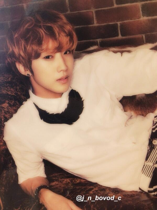 B1A4 Amazing Store Japan Official goodies trading card (11)