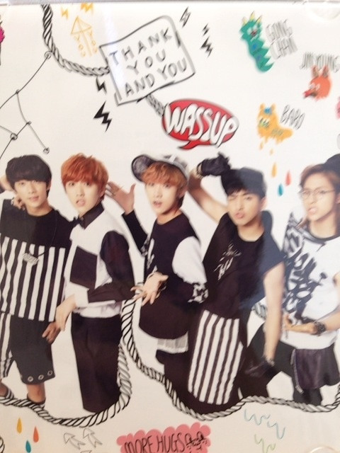 B1A4 - What's Going On Japanese Version Type A (3)