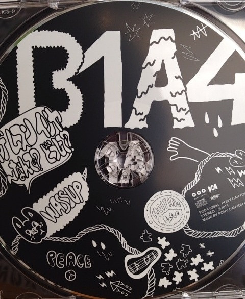 B1A4 - What's Going On Japanese Version Type B (2)