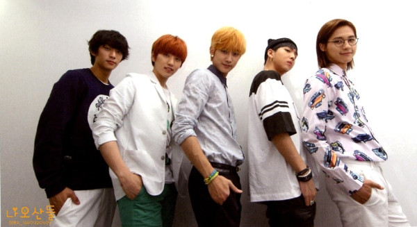 "[HQ] B1A4 for ""K&"" Japanese magazine vol.10 (21)"